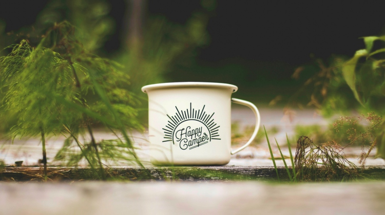 Feature | white cup near green plant | Different Ways To Print On Promotional Mugs | promotional mugs with logo